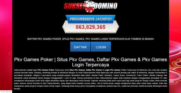 Melakukan ALL IN Di Poker Situs Pkv Games Online